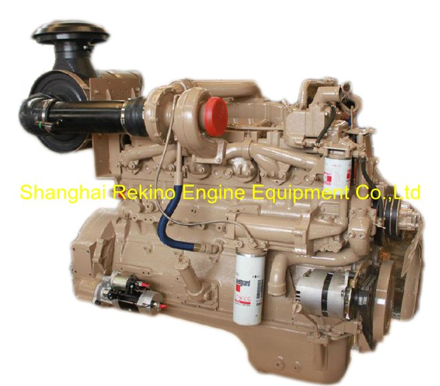 CCEC Cummins NT855-P360 360HP diesel stationary engine for water pump