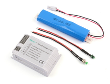 LED Emergency Battery Pack For 25W LED Tube
