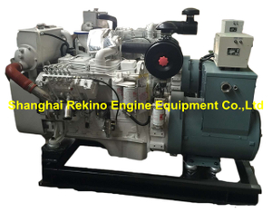 64KW/80KVA 60HZ Cummins marine diesel genset generator (6BT5.9-GM100/ MP-H-64-4)