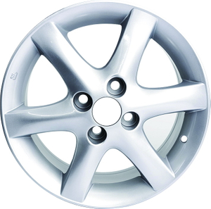 W0611 Toyota COROLLA alloy wheel Replica Alloy Wheel / Wheel Rim