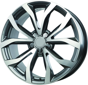 W0016 Replica Alloy Wheel / Wheel Rim for Audi A1,A3 A4 A5 A7 A8