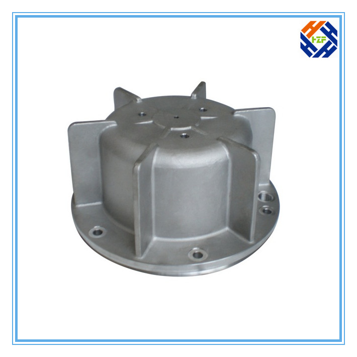 Investment Casting Parts for Machinery Parts Flange-2
