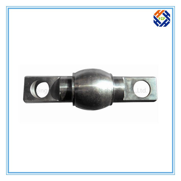 Trailer Ball by Forging CNC Machining Process-3
