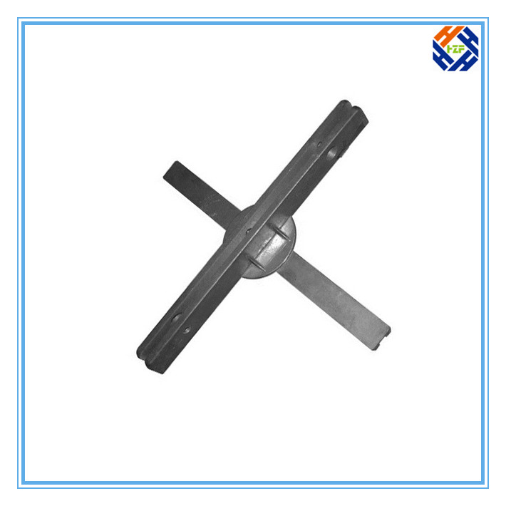 Aluminum Die Casting Mounting Bracket for Street Signs-3