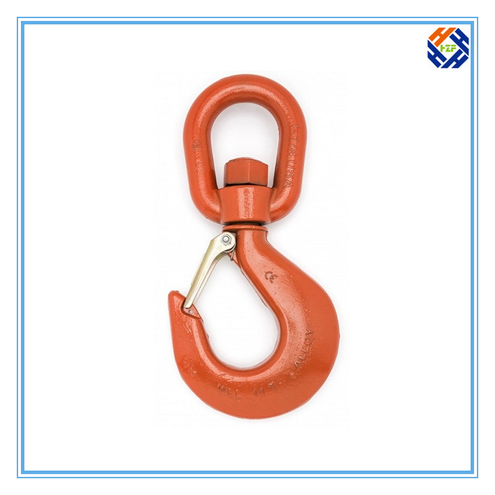 Alloy Steel Snap Hook with Latch-6