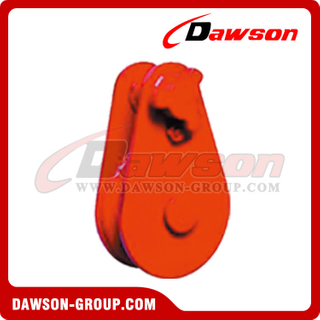 DS-B064 Alloy Type Champion Snatch Block Tail Board