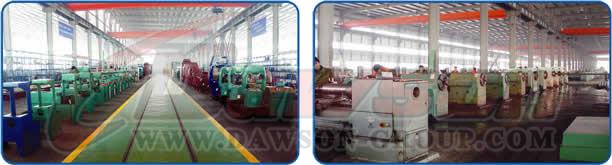 Dawson Equipment Fitting Factory