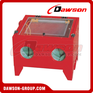 DSG 4092 Bench Top Steel Blast Cabinet
