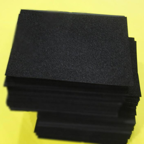 Black PVC Celuka foam board 2440*1220mm