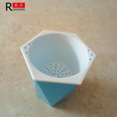 China high quality flower pot /colorful flower pot