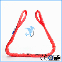 WLL 5T Eye and Eye Polyester Round Sling