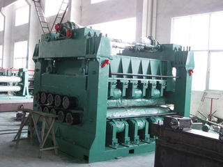 cut to length coil line machine