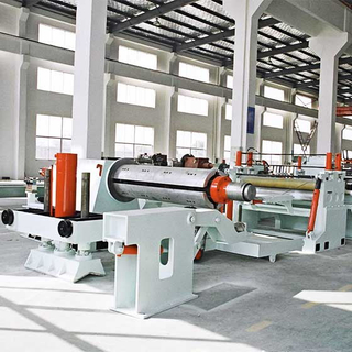 steel coil feeder machine