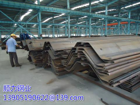 Sheet Piling Corrosion