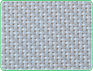 Plain weave polyester network series