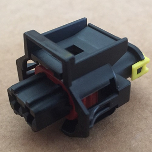 2p Auto Cable Harness Terminal Housing Connector