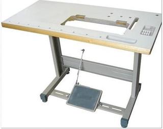 可调整的(固定的)立场表为缝纫机