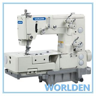 四Reyurn缝纫机WD-1302-4W/5W双针弯齿设备