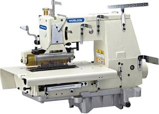 Wd-1433p 33 -针平床双链形缝法缝纫机