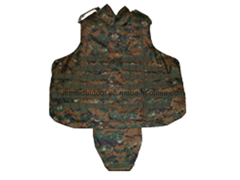 Military Full Protection Bulletproof Vest