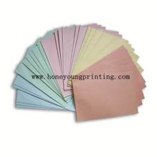 A4 colored paper assorted colors copies doubles