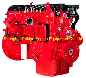 FOTON Cummins ISG11 ISGE vehicle diesel engine motor for Bus (310-350HP)