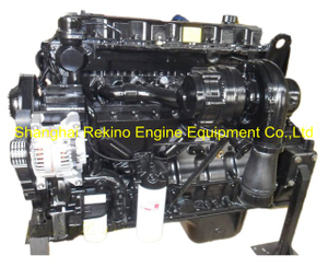 DCEC Cummins QSZ13-C500-II Construction industrial diesel engine motor 500HP 1900RPM
