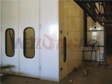 Car Paint Booth Australia