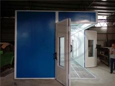 Special Designed Paint Booth In Hongkong