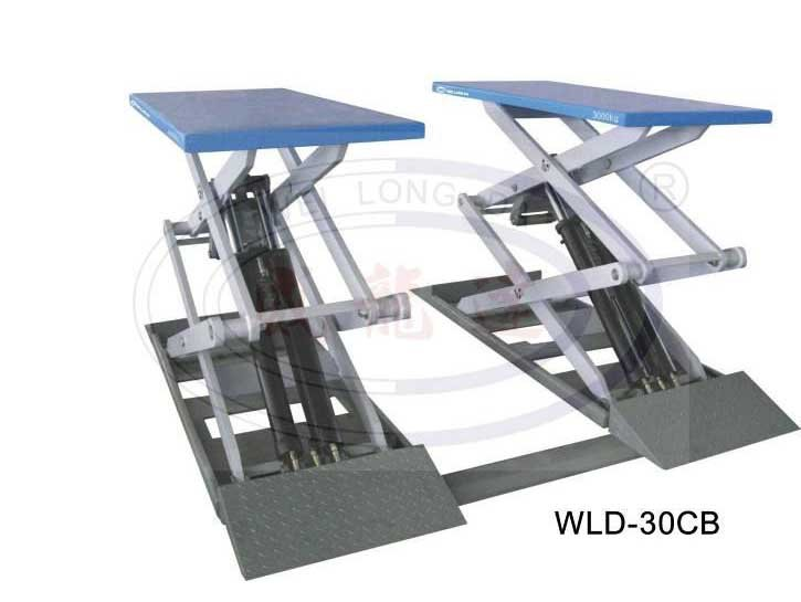 Ultra-thin Small Scissor Lift