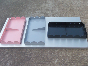 Surface treatment in powder coating in any OEM color