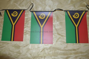 Personalized Printing Public Campaign Celebration Decorated String Flag