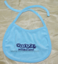Baby Diaper Logo Promotional Gift Cotton Baby Feeding Bib