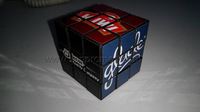 SC Johnson Promotional Gift Rubik Cube