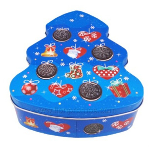 Christmas ift Cookie Candy Box