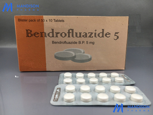 Bendrofluazide Tablet