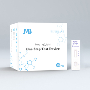 TOXO IgM IgG rapid test