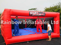 RB9127(5x5x3m) Inflatables two people fighting sports games
