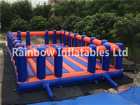 RB10022(12X8X2.2m)Inflatables football court hot sale