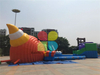 RB32019(Dia 21m) Inflatable giant water park with slide for children and adult