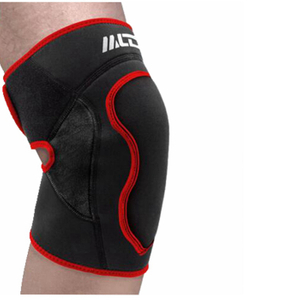 Kawang 2018 NEW Products Adjustable Neoprene Warm Knee Support Brace RED GREEN GRAY Color