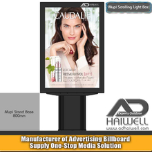 Desplazador digital para interiores LED Light Box