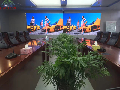 P1.66 Ultra HD Multi-Media Conference Video Wall pantalla LED