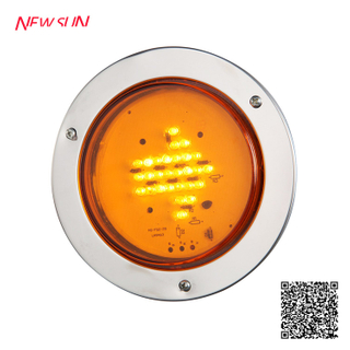 LED ARROW Strobing/Flash Signal Light (TK - TL501)
