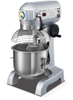Industrial food mixer machine 15L for bakery shop