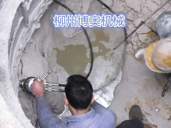 井下施工替代膨胀剂