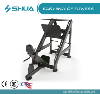 Plate Loaded Linear Leg Press
