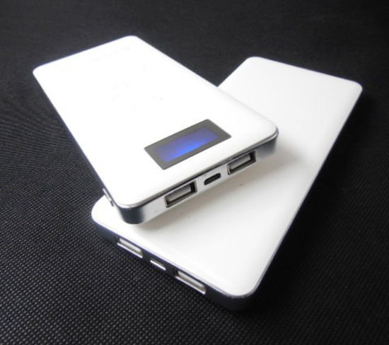 Polymer Power Bank with LED Screen (PB-J02)
