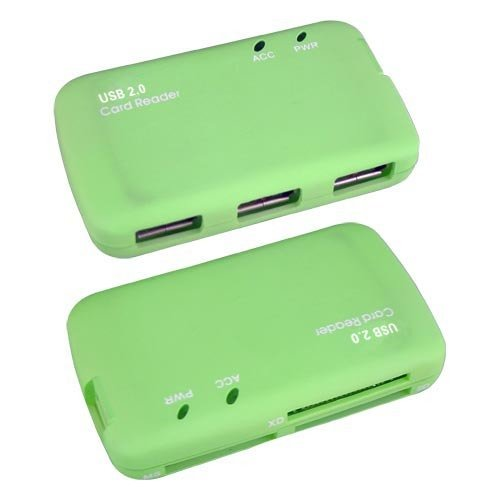 USB Combo for Card Reader and USB Hub Style No. Cr-214
