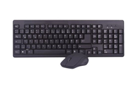 2.4G Wireless Combo Keyboard for Computer Laptop